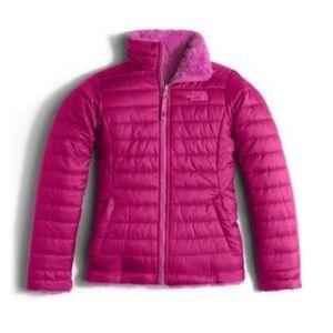 💖 North Face Fuzzy Reverse Jacket 💖